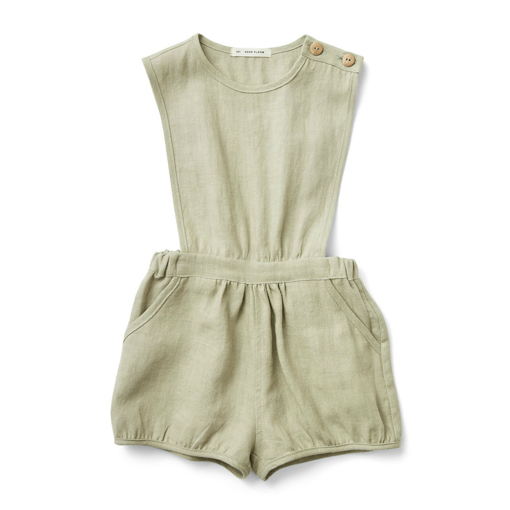 Soor Ploom Pond Fernanda Playsuit
