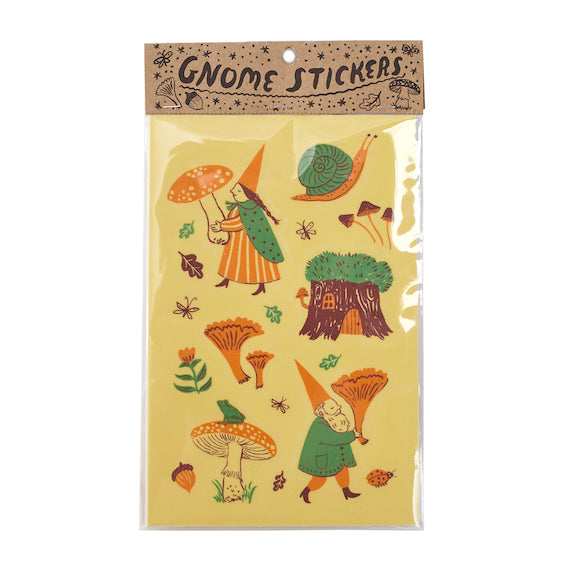 Phoebe Wahl Gnome Stickers