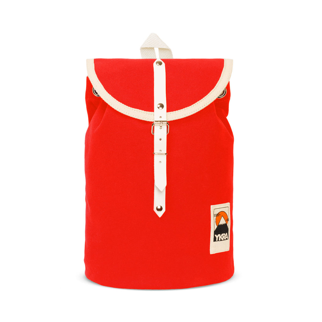 YKRA Red Sailor Mini Backpack