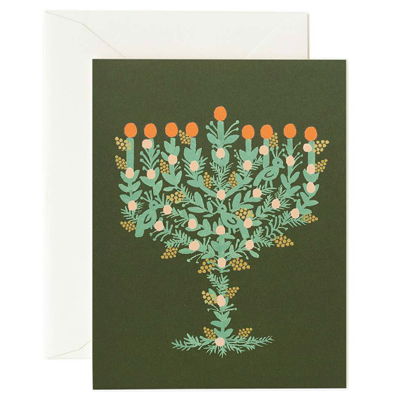 Rifle Menorah Gift Card