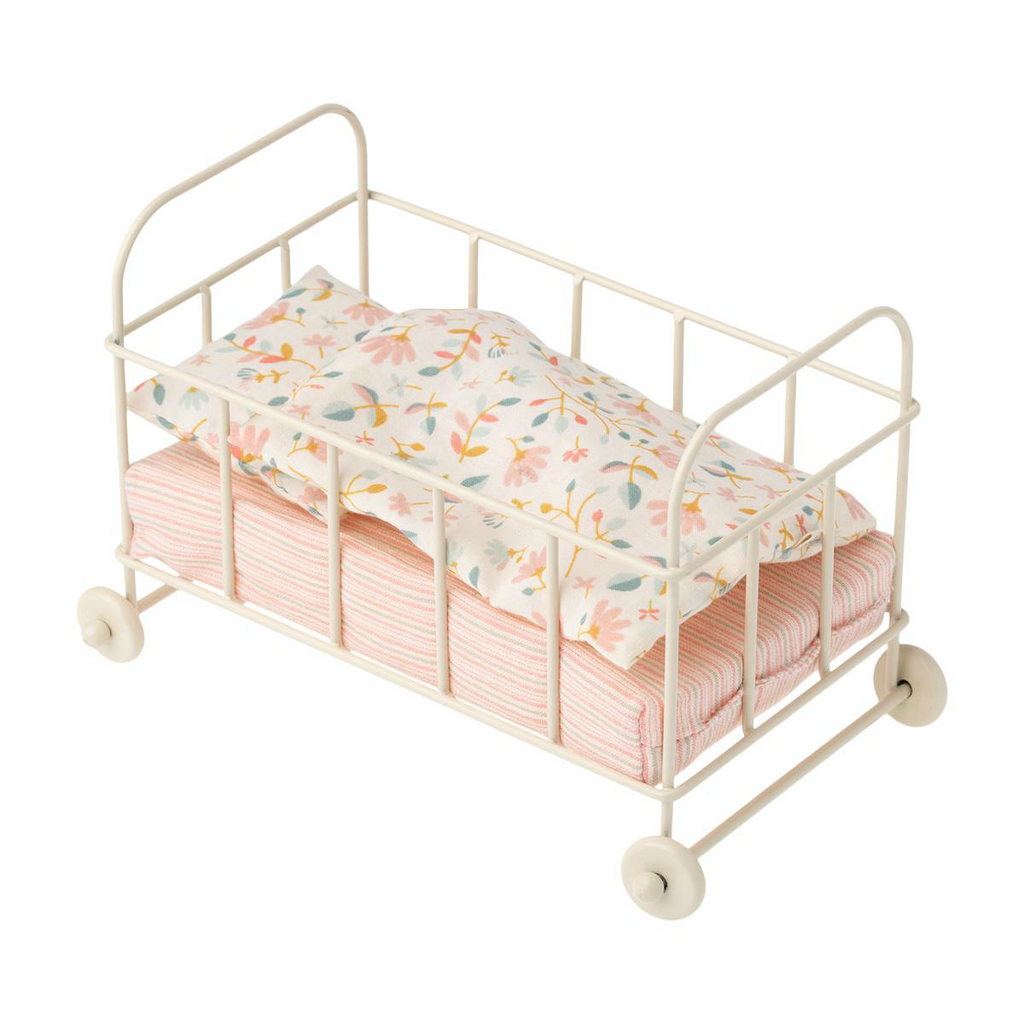 Maileg Micro Rolling Cot