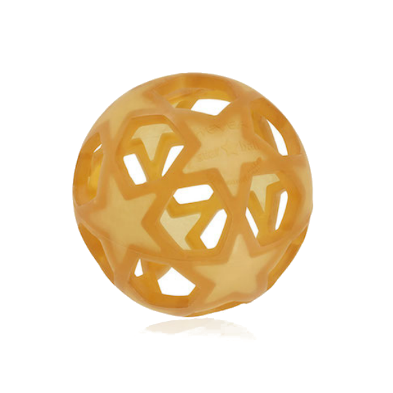 Natural Rubber Star Ball