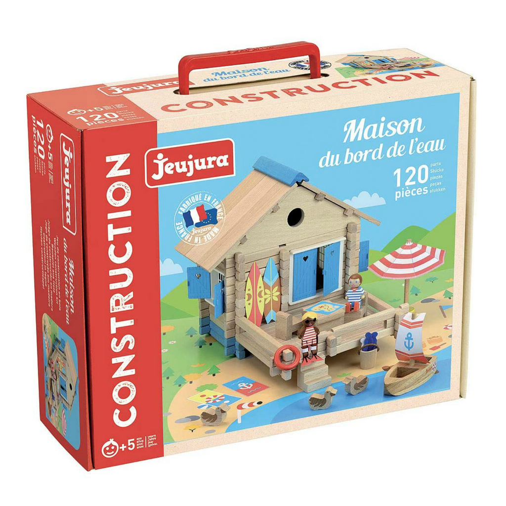 Seaside Cottage Construction Set