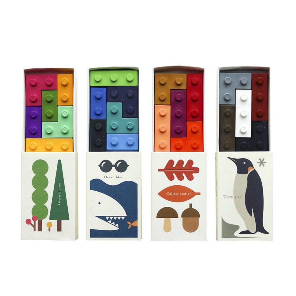 Goober Seasonal Pocket Crayon Set