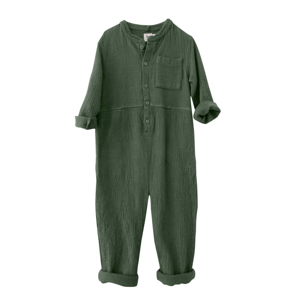 Nico Nico Seaweed Kingsley Jumpsuit (Coming Soon)