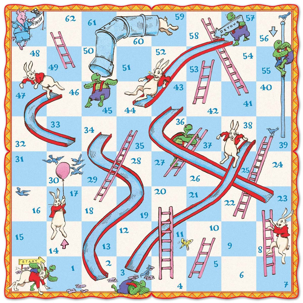 Eeboo Slips and Ladders Game