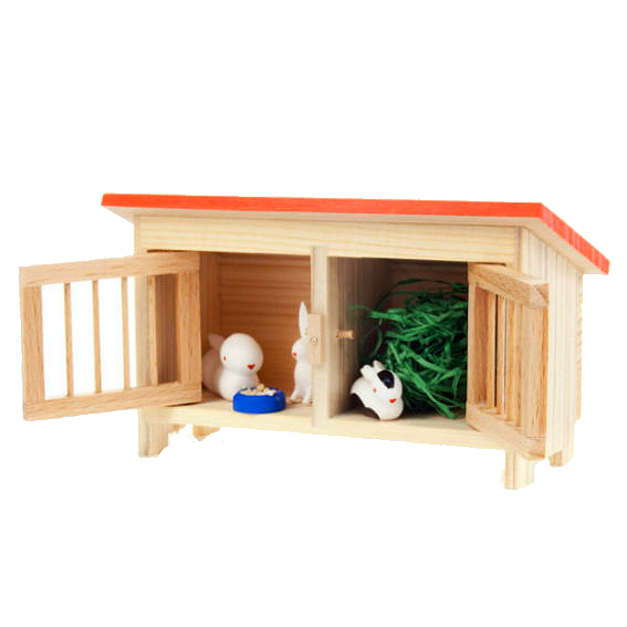 Mini Bunny Hutch