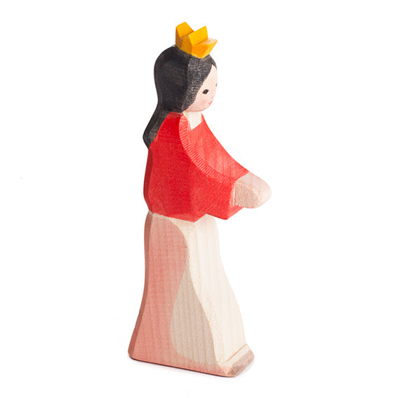 Wooden Snow White