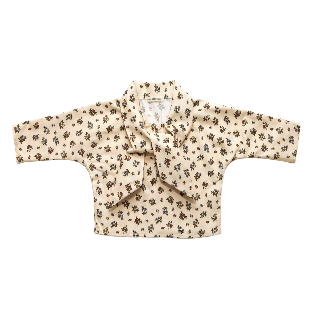 Soor Ploom Prarie Print Ivy Blouse