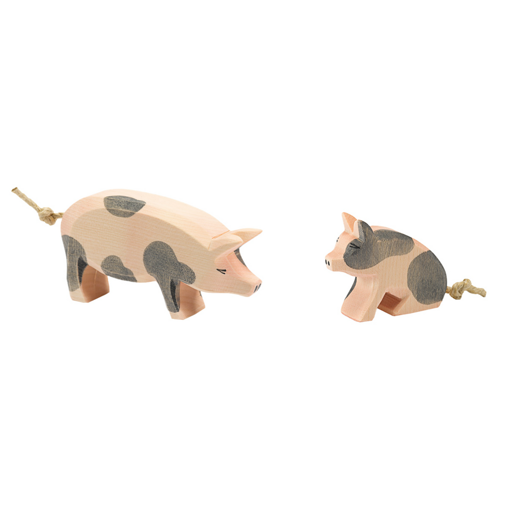 Ostheimer Spotted Pig Set