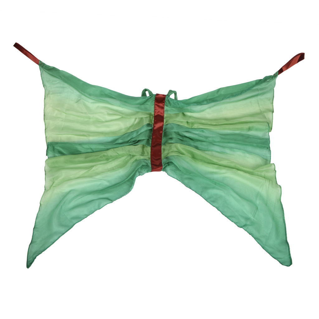 Sarah's Silks Forest Wings