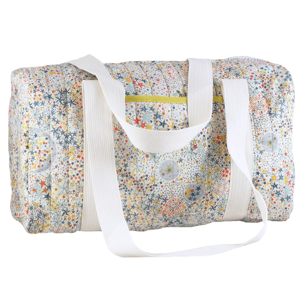 Liberty of London Star Print Baby Travel Bag