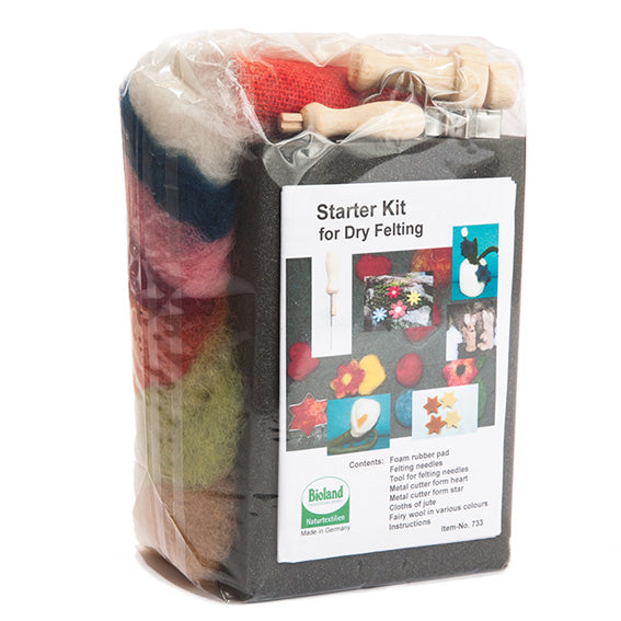 Dry Felting Starter Kit