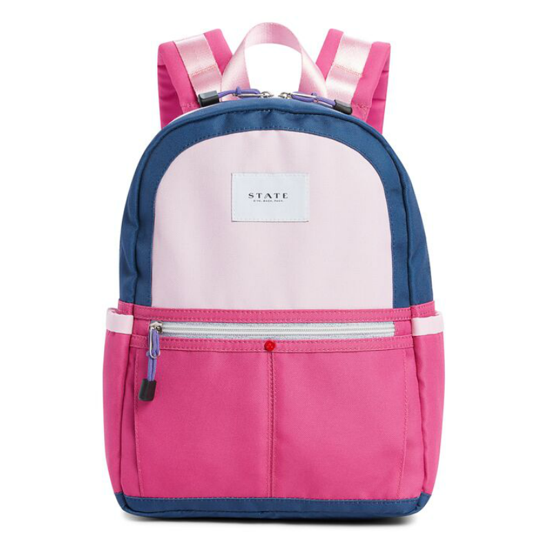 State Pink Kane Backpack