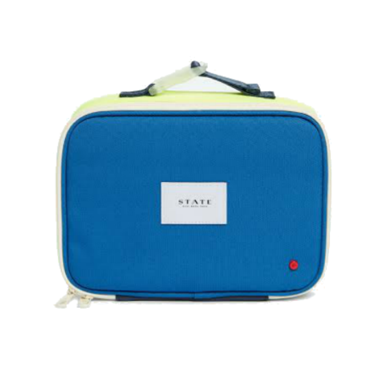 State Grey Lime Lunchbox