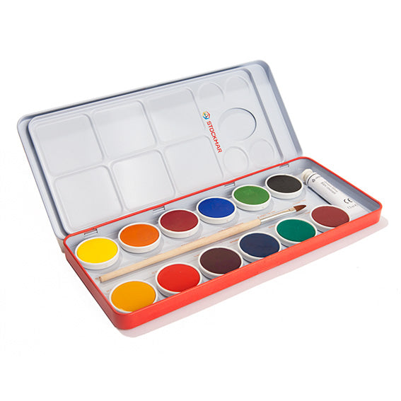 Opaque Colors Paint Set
