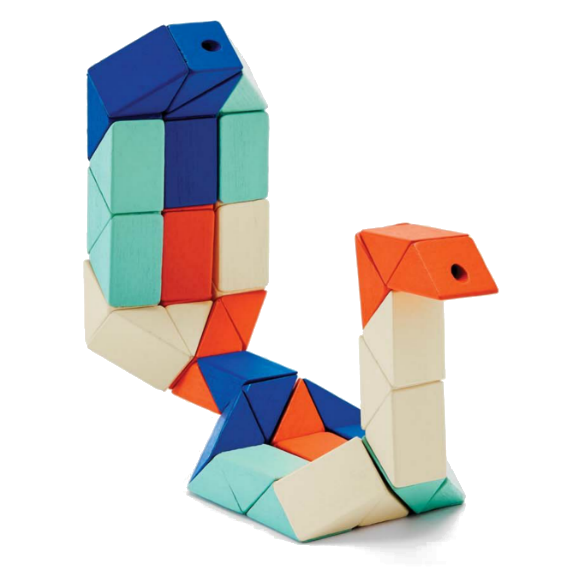 Snake Blocks · Super Red and Blue