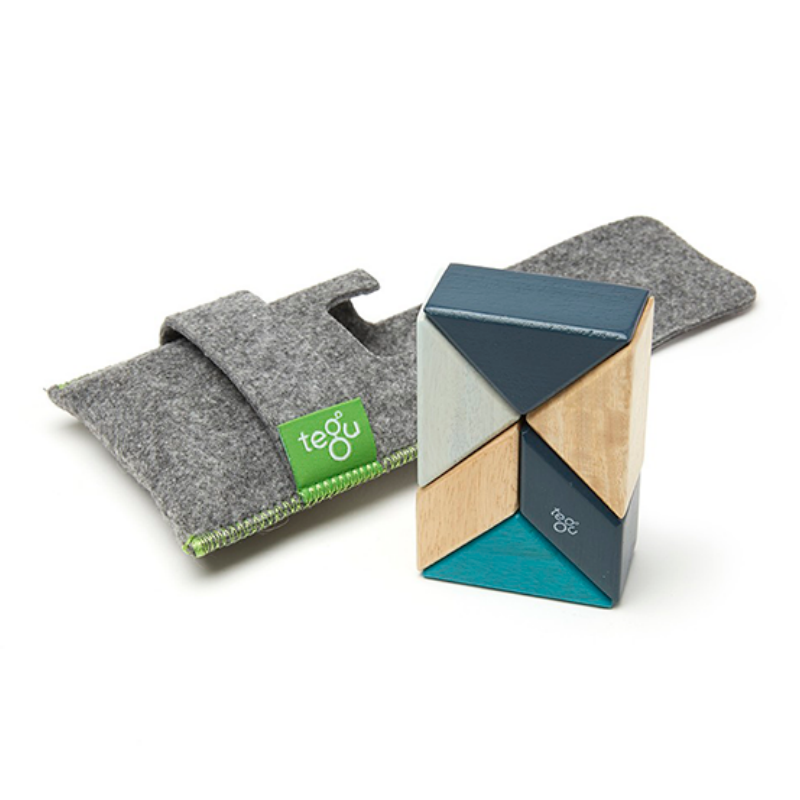 Tegu Sunset Blues Pouch Prism