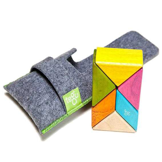 Tegu Tints Pocket Pouch Prism