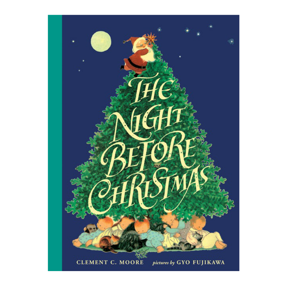 The Night Before Christmas Illustrated by Gyo Fujikawa