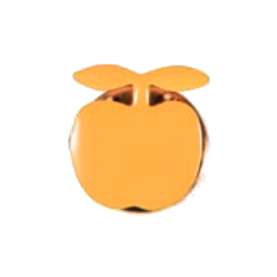 Titles Apple Pin