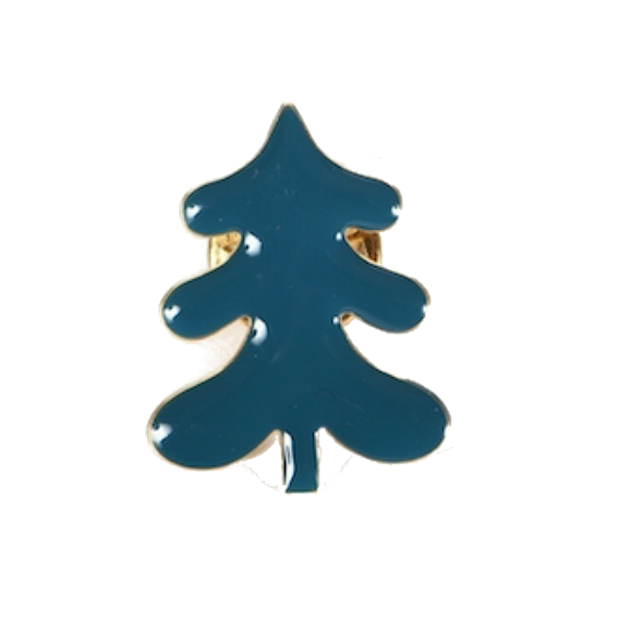 Titlee Tree Pin