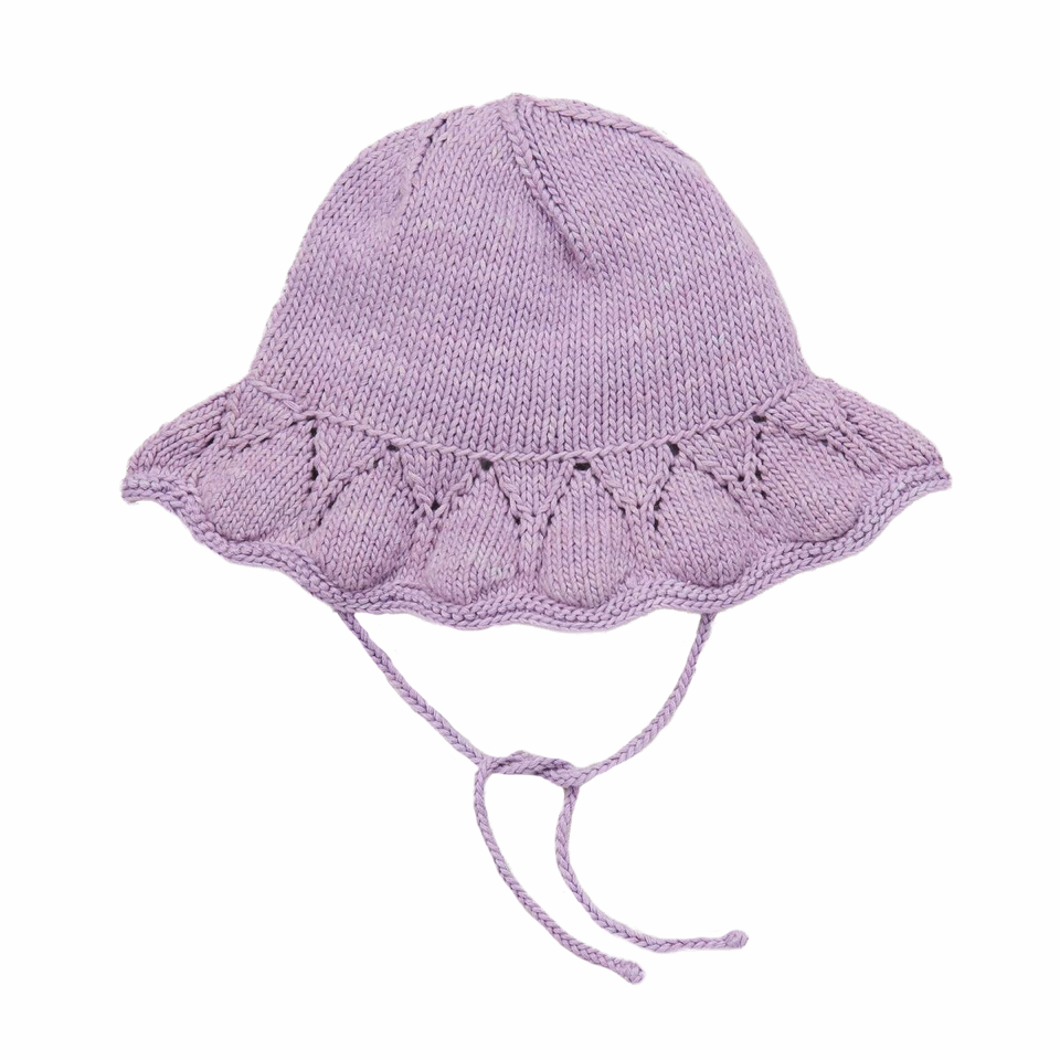 Misha and Puff Lavender Starling Sunhat