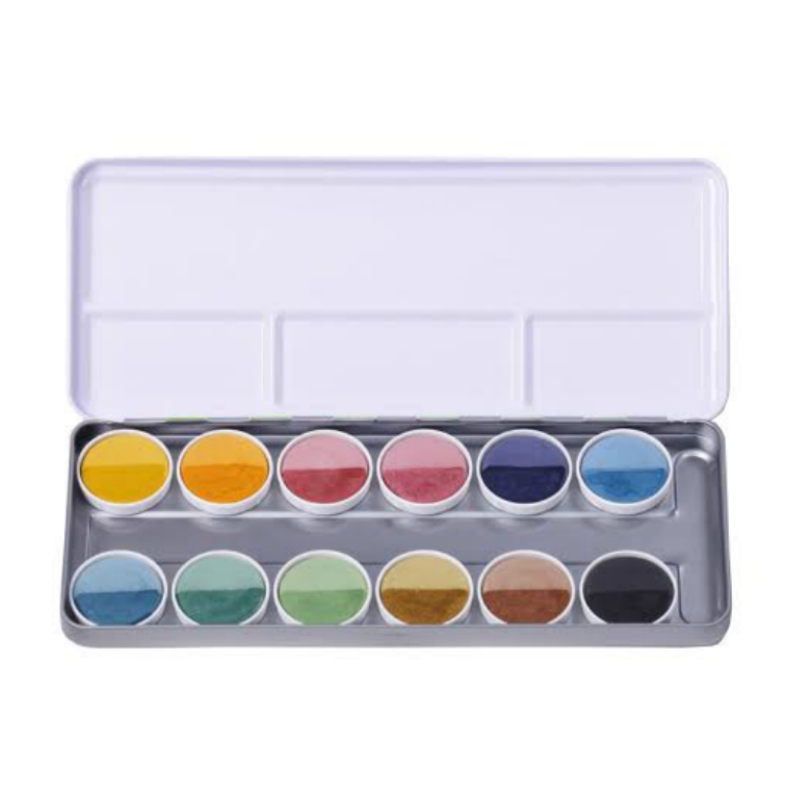 Okonorm Plant Based Watercolor Set