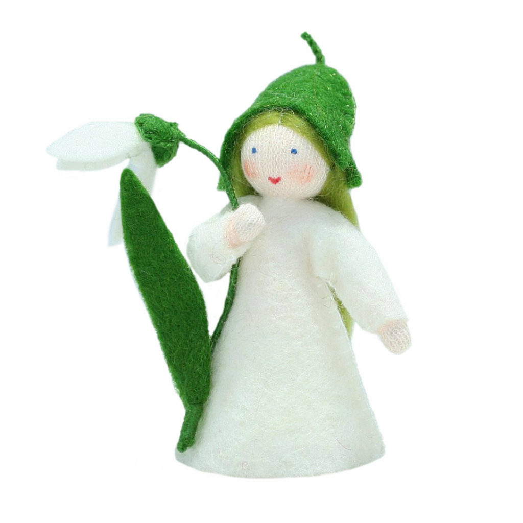 White Snowdrop Fairy