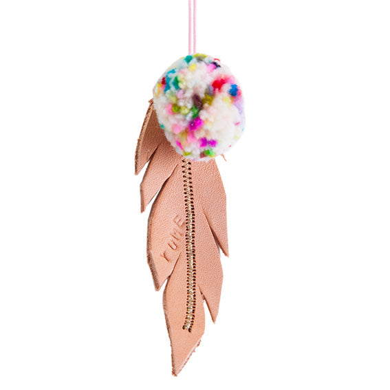 Yume Feather Necklace