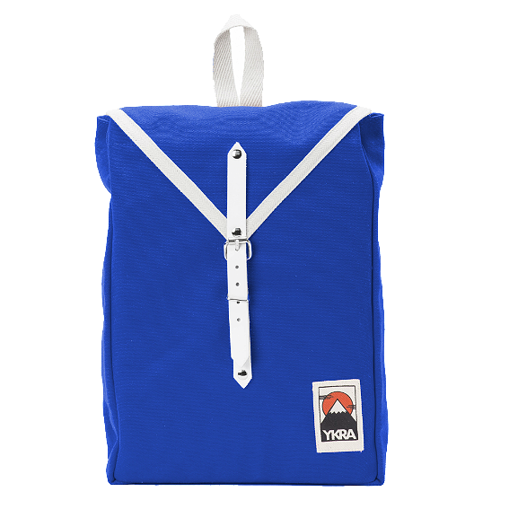 YKRA Blue Scout Backpack