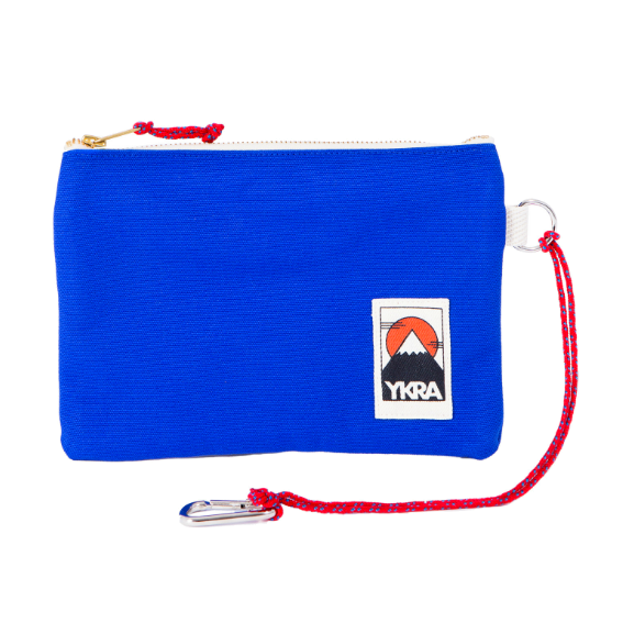 YKRA Blue Pouch
