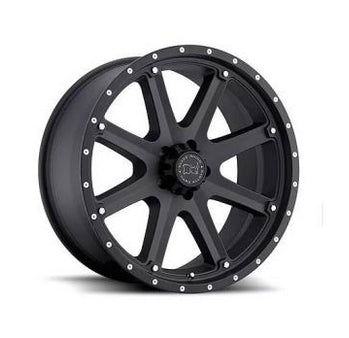 Black Rhino Mint 20in Wheel (Matte Black)
