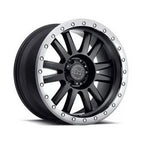 Black Rhino Tanay 17in Wheel (Matte Black)