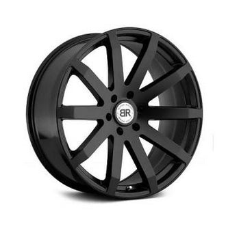 Black Rhino Traverse 20in Wheel