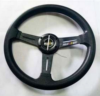 Universal Rali Art Steering Wheel