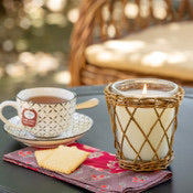 Afternoon Tea willow candle