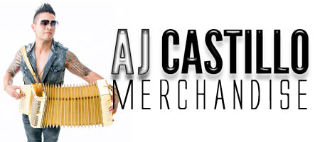 AJ Castillo Merch