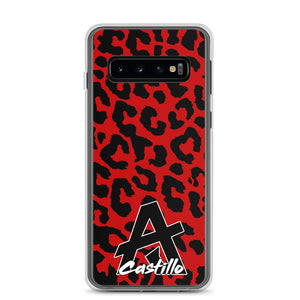 "AJ Castillo Accordions Collection ""Animal Print"" - Samsung Galaxy Case S10e, S10+, S10"