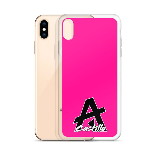 "AJ Castillo Accordions Collection ""Hot Pink"" - iPhone Case"