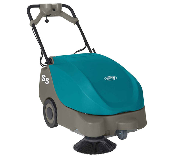 S5 Compact Battery Walk-Behind Sweeper