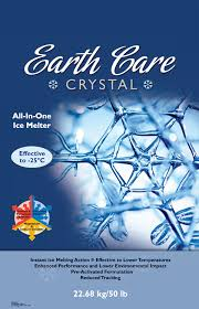 Earth Care All-In-One Ice Melt; 50lb