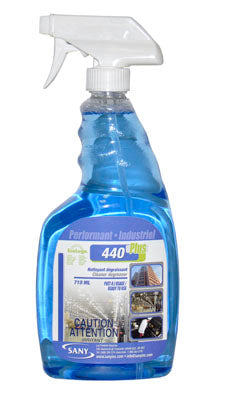 SANY 440 Plus Cleaner Degreaser; RTU 710mL