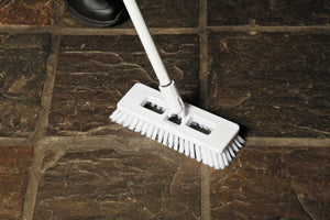 Large Universal Grout and Scrub Brush.