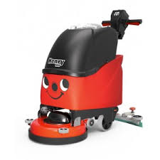 Nacecare Henry HGB 817 Scrubber 17
