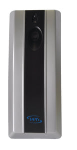 PERFORME Programmable Aerosol Dispenser; Grey & Black.