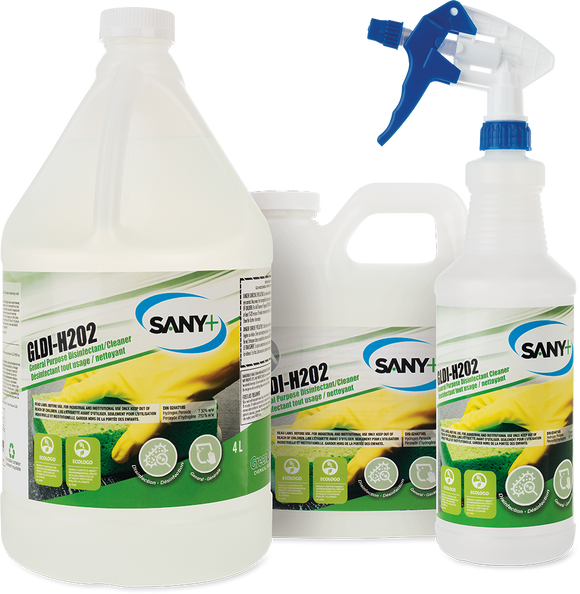 GLDI-H2O2 SANY+ Secondary Label