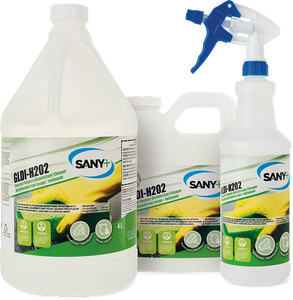 GLDI-H2O2 SANY+ Ready To Use 1L Bottles
