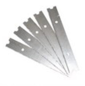 "PERFORME Floor and Window Scraper; 4"" Replacement Blades."