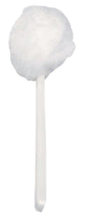 PERFORME Toilet Bowl Mop; White.